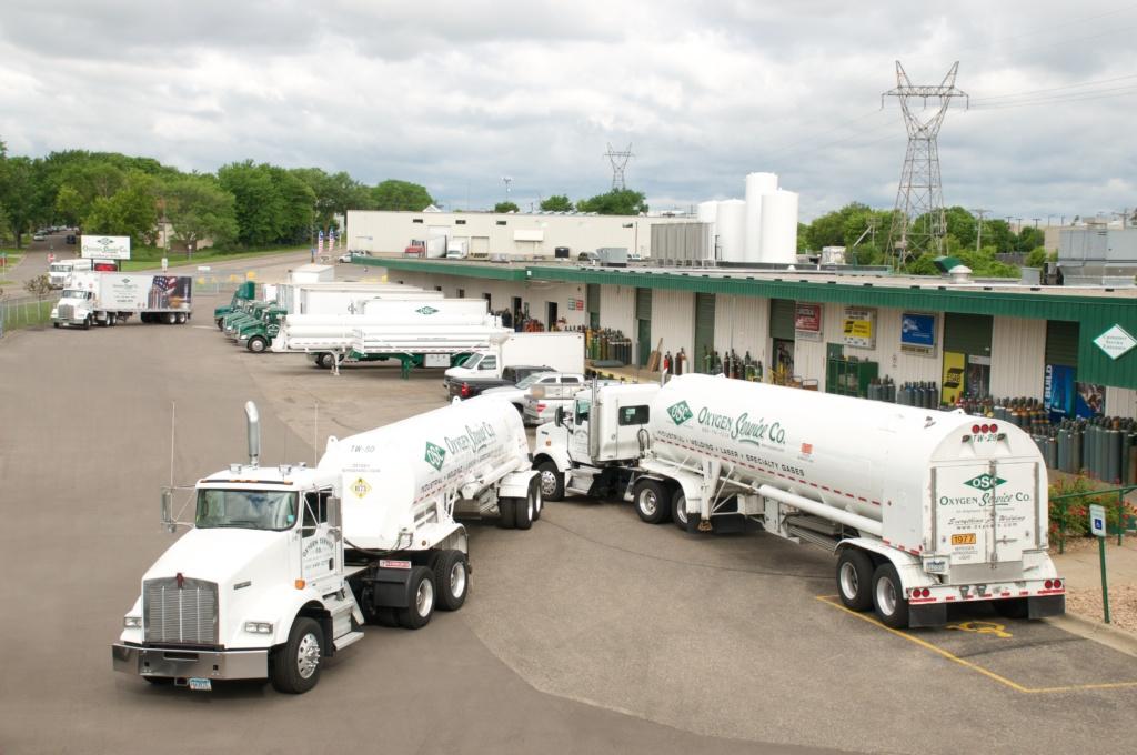 Oxygen Service Company